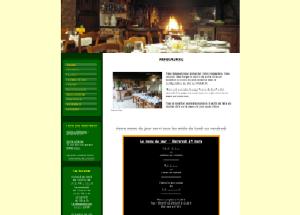 Restaurant - Jaune et vert
