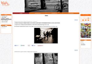 Site article - Fond blanc