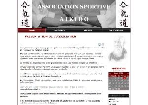 Club Aikido - Fond blanc