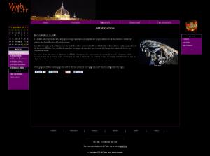 Site article - Fond noir