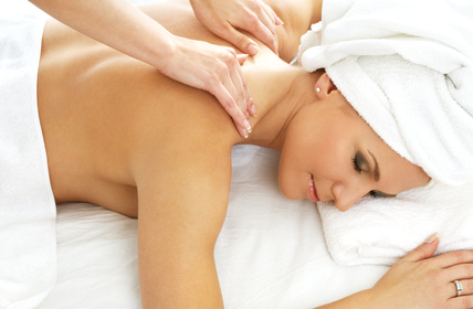 Salon beauté massage