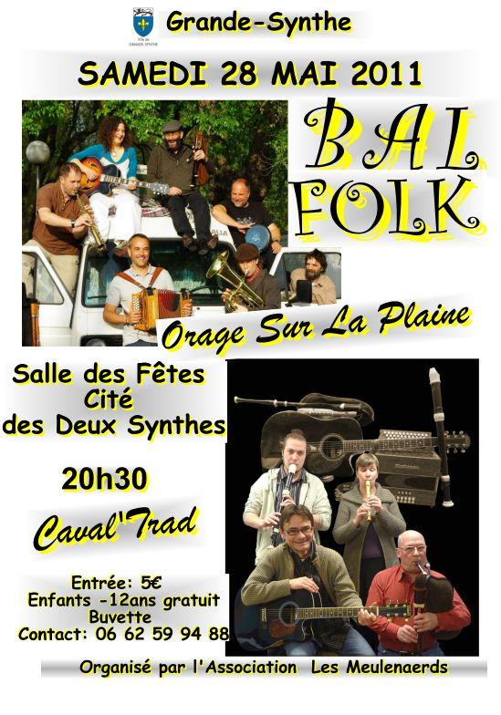 Bal folk à Grande Synthe